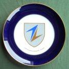 LuftwaffenGruppe Nord Vintage Furstenberg Germany Plate
