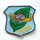 506th TCMS Bush Bugs Vintage Embroidered Emblem Patch