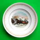 The Sleigh Race Danbury Mint Bing & Grondahl Plate