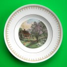 American Homestead Spring Danbury Mint Bing & Grondahl Plate