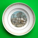 Old Grist Mill Danbury Mint Bing & Grondahl Plate