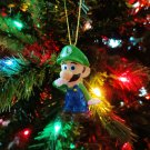 New Nintendo Super Mario Brothers Luigi Tree Ornament