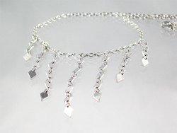 Danae Seven Chain Necklace