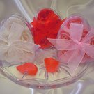 Red Rose Soap Petals