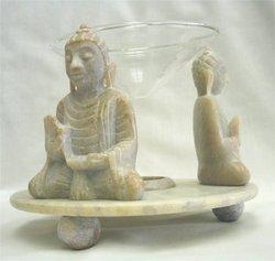 Buddha Aromotherapy Oil Burner