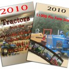 Set 2 DVDs 2010 Pro Farm Season & Tractors from the Keystone Nationals Indoor Pull