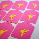 Die Cut Gift Journalling Hang Tags Paper Embellishment Fairies