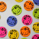 Kitty Paper Punch Punchie Die Cut Confetti Bottle Cap Art 1""