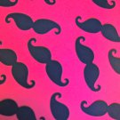 Mustache Paper Punch Cut Out Die Cuts