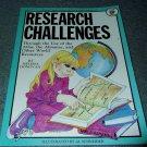 Research Challenges Melissa Donovan Atlas Almanac Teacher Home School Resource