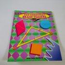 Pre-Geometry Brain Teasers Challenging Teacher Resource Book Homeschool