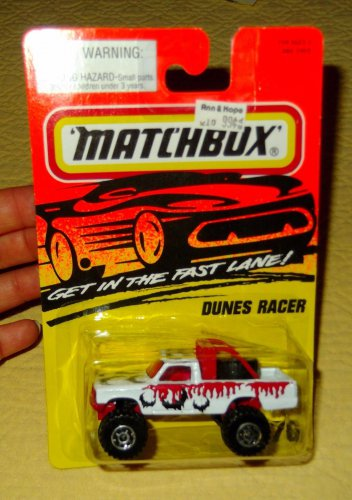 Matchbox Dunes Racer #76 Fast Lane 1995 Stocking Stuffer Christmas Gift New