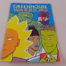 1992 Greenhouse Warriors Comic Book by Glenn Dakin Phil Elliott # 1