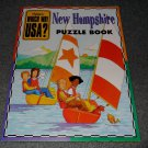 Highlights Which Way USA? New Hampshire Puzzle Book Teacher Home School