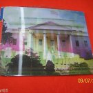 WHITE HOUSE CAPITAL LINCOLN MEMORIAL COMPUTER MOUSE PAD