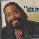 Barry White - Let the Music Play (CD 1992) Pickwick uk/ 24H POST