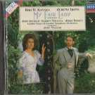 MY FAIR LADY - Te Kanawa/Irons-LONDON SYMP-CD/24HR POST