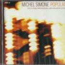 Michel Simone - Popular (CD 2000) Newsound / 24HR POST