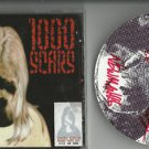 1000 SCARS - LIMITED EDT SIGNED DISC OF 1000/ 24HR POST