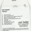 The Rakes - Klang  -FULL PROMO-(CD 2009) 24HR POST