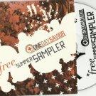 VARIOUS - ONE DAY SAVIOR RECORDS SAMPLER CD USA / 24HR POST