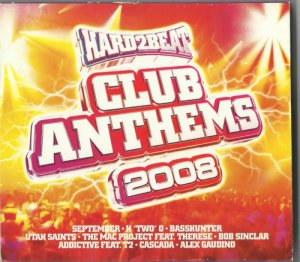 Various Artists - Club Anthems 2008 2xCD / 24HR POST !!