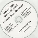 Indestructible Noise Command - Heaven Sent... Hellbound -FULL PROMO- (CD 2011)