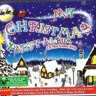 My Christmas Party Album (CD + DVD GAMES 2007) Enhanced / 24HR POST