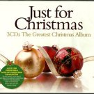 Various Artists - Just For Christmas (3 x CD BOXSET 2008) 24HR POST