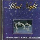 Various - Silent Night  20 Beautiful Christmas Songs [CD 1997] 24HR POST
