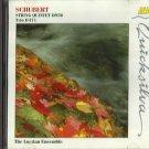 Franz Schubert - String Quintet D936; Trio D471 Locrian Ensemble (CD 1997)