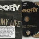 THEORY of a DEadMan - HATE MY LIFE CD & DVD PROMO / 24HR POST