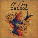 12 TON METHOD - The Art of Not Falling CD 2008 / 24HR POST