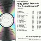 The Trojan Document - DJ Andy Smith Presents -ADVANCE PROMO- CD / 24HR POST