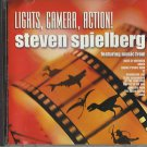 Various - Lights Camera Action - Steven Spielberg CD 2002 NEW Private Ryan- Jaws