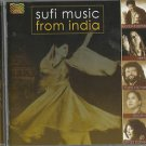 Various - Sufi Music (From India) (CD 2007) NEW / 24HR POST