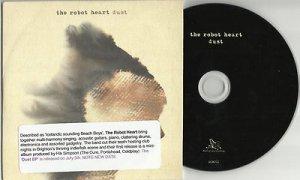The Robot Heart - Dust -FULL PROMO- (CD 2010) 24HR POST