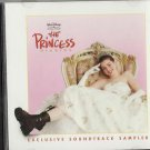 The Princess Diaries - Sampler 3 Tracks CD 2001 NEW / 24HR POST