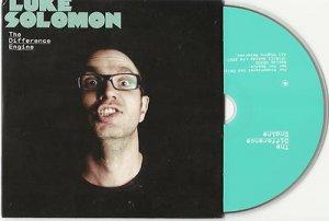 Luke Solomon - The Difference Engine -FULL PROMO- (CD 2007) 24HR POST