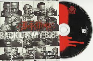 Busta Rhymes - Back On My B.S. -FULL PROMO- (CD 2009) Slipcase / 24HR POST