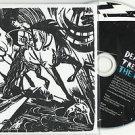 Deathray Trebuchay - The Idiot CD -FULL PROMO- ww music / 24HR POST
