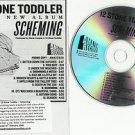 12 Stone Toddler - Scheming -FULL PROMO-(CD 2009) 24HR POST