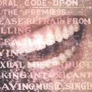 Alanis Morissette - Supposed Former Infatuation Junkie CD 1998 17 Trk /24HR POST