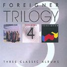Foreigner -Trilogy ( Foreigner/ 4 / Agent Provocateur 3xCD BoxSet / 24HR POST