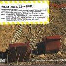 Various - ROJO  RANDOM SOUNDSCAPES  CD & DVD Swish Barcelona - MTGMC -Franc Aleu