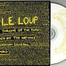 Le Loup - Throne of the Third Heaven --FULL PROMO- CD 2007 / 24HR POST