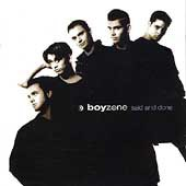 Boyzone - Said and Done (CD 1995)  POLYDOR / 24HR POST