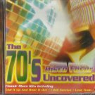 The 70's Uncovered Vol.1 (Disco Fever) (CD 1998) / 24HR POST