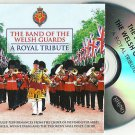 The Band Of The Welsh Guards - A Royal Tribute -FULL PROMO- CD 2011 / 24HR POST