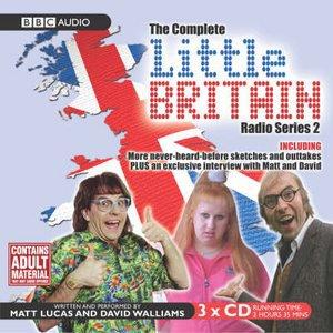 Little Britain -Complete Radio Series 2 /3xCD/24HR POST
